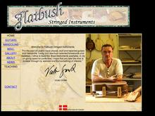 Flatbush Stringed Instruments v/Victor Smith
